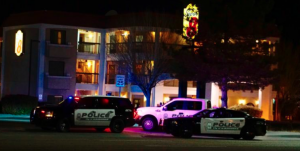 Albuquerque Super 8 Motel Shooting.