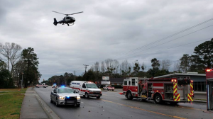 17-Year-Old Marvin Gonzalez killed in Beaufort Car Accident.