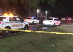 Man Shot and Killed at Portofino Landing Apartments in Houston.