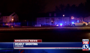 Man Shot, Killed at The Grove at Trinity Pointe Apartments.