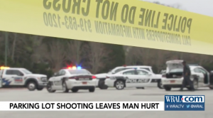 Ryan Ware Seriously Injured in Durham Parking Lot Shooting.