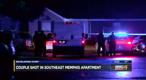 Two People Shot and Injured While Sleeping in Their Apartment at Waterview Apartment Homes.