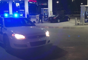 Attempted Carjacking at Nashville Gas Station leaves One Man Shot and Injured.