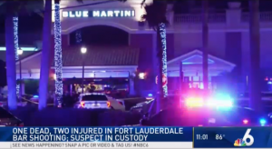 Arnold Person Killed in Fort Lauderdale Nightclub Shooting.