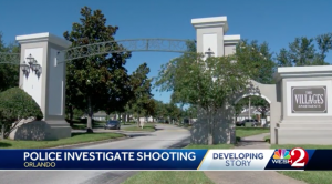 Shooting at The Villages Apartments Leaves One Person Injured.