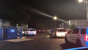 Valley Brook Apartments Shooting Leaves 2 People injured