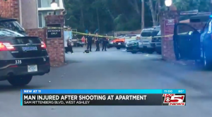 Ashford Palmetto Square Apartments Shooting Leaves Two Men Injured.