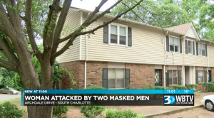 Woman Assaulted and Robbed in Charlotte Apartment Complex Home Invasion.