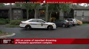 Young Man's Body Found Floating in Pond at Jacksonville Apartment Complex.