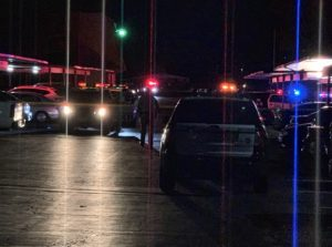 Teen Shot and Injured at Las Vegas Apartment Complex.