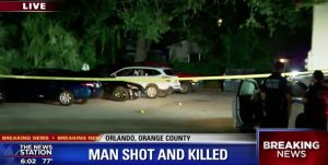 Jeffrey Young Killed in Orlando Apartment Shooting.