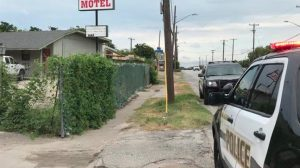 San Antonio Motel Shooting Leaves One Man Injured.
