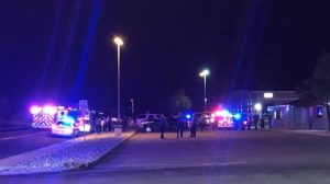Social Nightclub Parking Lot Shooting, Colorado Springs, Leaves One Woman Dead, Two Men Injured.