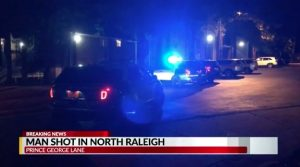 Desmond Myles Jenkins Killed in Raleigh Apartment Complex Shooting.