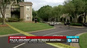 Quandarro McCleary Killed in Charlotte Apartment Complex Shooting.