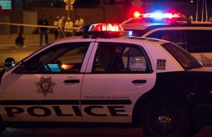 Pedestrian Struck and Critically Injured, West Las Vegas, Suspected DUI.