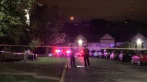 Kansas City Apartment Complex Shooting Leaves Two People Injured.