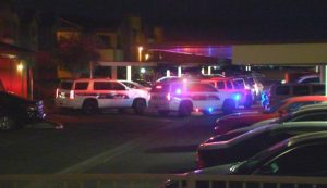 Robbery, Shooting at Phoenix Apartment Complex Leaves One Man Injured.