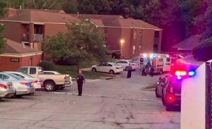 Park South Apartments Shooting, Kansas City, Leaves Three People Injured.