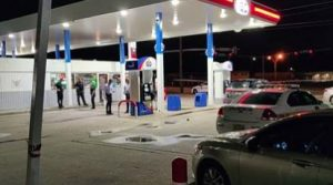 Jacksonville Gas Station Shooting, Amoco on Arlington Road, Leaves One Man Dead.