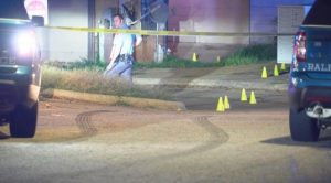 Raleigh Apartment Complex Shooting Leaves One Man Injured.
