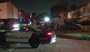 Houston, TX Apartment Complex Shooting Leaves Man and Teen Boy Injured.