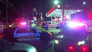 San Antonio Gas Station Shooting Leaves One Man Dead.