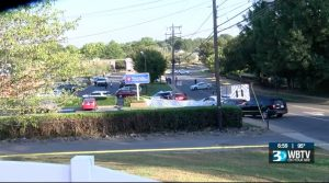 Alonzo Cedric Parker Killed in South Charlotte Shopping Center Parking Lot Shooting.