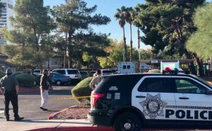 Viridian Apartments Shooting in Las Vegas Leaves One Man Dead.