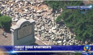 Forest Ridge Apartments Shooting, Fort Mill, SC Leaves Teen Girl Injured.