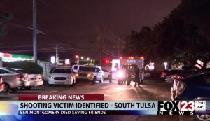 Benjamin Montgomery Killed, One other Injured In Tulsa, OK Apartment Complex Robbery Shooting.