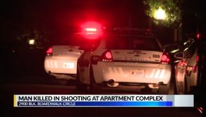 Dominic Price Killed in Waynedale, IN Apartment Complex Shooting.