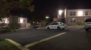 Oakwood Villa Apartments Shooting, Jacksonville, FL Leaves Two People Injured.