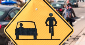Bicyclist Struck and Injured atWarm Springs Road and Burnham Avenue in Las Vegas.