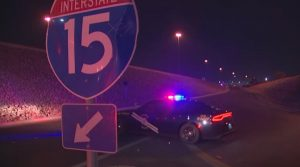 Wrong-Way Driver Fatally Injured in Las Vegas Car Accident, Three Other People Injured.