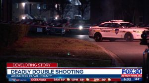 Jacksonville, FL Apartment Complex Shooting in Holiday Hill Area Leaves Two People Dead.