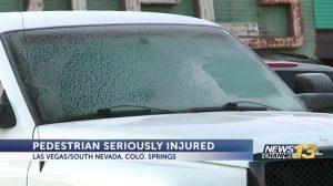 Colorado Springs Auto-Pedestrian Accident Causes Serious Injuries.