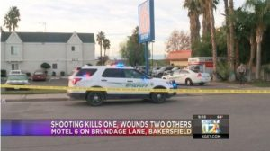 Daniel Arturo Gil Killed, Two Others Injured in Bakersfield, CA Motel Shooting.