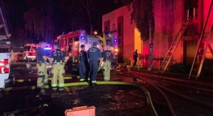 Phoenix Apartment Fire Leaves Child Fatally Injured, Three Others Injured.