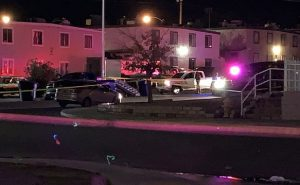 Las Vegas Attempted Robbery at Apartment Complex Leaves Resident Injured, Suspect Dead.