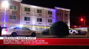 Nashville, TN Motel Shooting Leaves One Man Injured.