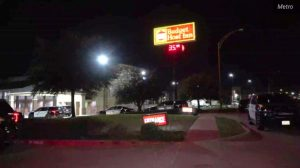 Budget Host Inn Shooting in Fort Worth, TX Leaves One Man Injured.