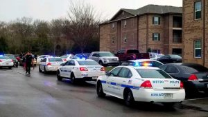 Heron Pointe Apartments Shooting in Nashville, TN Leaves One Teen Injured.