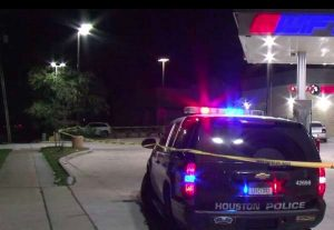 Houston Convenience Store Attempted Robbery and Shooting Leaves One Man Fatally Injured.