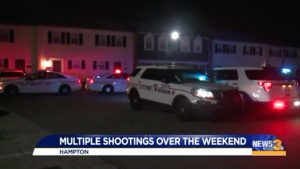 John A. Fernandez Fatally Injured in Hampton, VA Apartment Complex Shooting.