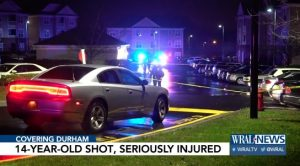 Magnolia Pointe Apartments Shooting in Durham, NC Leaves Young Teen Boy Injured.