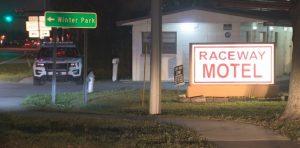 Orlando, FL Motel Shooting on Orange Blossom Trail Leaves One Man Injured.