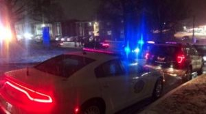 Crown Heights 64 Apartments Shooting in Kansas City, MO Leaves One Person Injured.