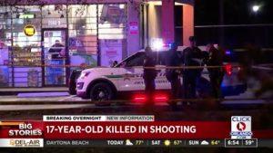 Werlens Morissett Killed in Orlando Strip Mall Shooting.
