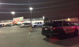 Houston, TX Shooting at Shopping Center Parking Lot Leaves One Man Dead.